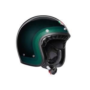 AGV X70 Fibreglass Open Face Motorcycle/Scooter/Cruiser Helmet