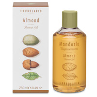 L'erbolario Almond Shower Gel Mosturising&Delicately Cleaning 250ml