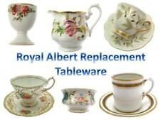 Royal Albert Replacement Tableware Many Patterns Multi Listing