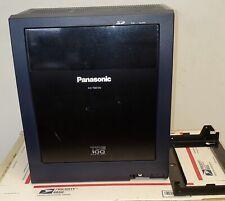 Panasonic KX-TDE100  IP PBX Cabinet W/ Cover & Bracket - NO IPCMPR, PSU or Cards