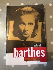 Mythologies (Vintage classics),Roland Barthes, Dr Annette Lavers