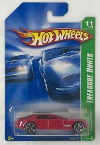 2007 Hot Wheels Treasure Hunts Cadillac V16 Limited Edition Rare Special
