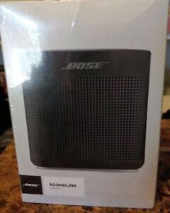 Bose SoundLink Color 752195-0100 Bluetooth Speaker II - Black