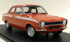 CULT MODELS CML063-1 FORD ESCORT Mexico MK.I resin model car red 1973 1:18th