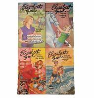 ELIZABETH GAIL Series By Hilda Stahl - 4 Vintage Books