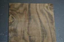 Walnut Burl Raw Wood Veneer Sheet 6 X 37 Inches 142nd Thick I4680 62