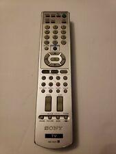 Genuine Sony RM-YA001 TV Remote Bravia WEGA KLV-S32A10 KLV-S40A10 S26A10 S23A10