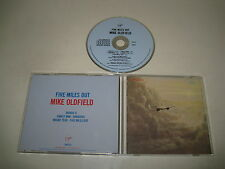 MIKE OLDFIELD/FIVE MILES OUT(VIRGIN/CDV 2222)CD ÁLBUM