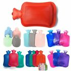 Portable Pocket Cold Hand Feet Winter Warmer Thick Filling Hot Water Bottle Bag
