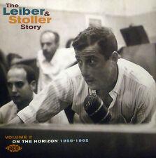 CD LEIBER & STOLLER - the story, volume 2, on the horizon 1956-1962