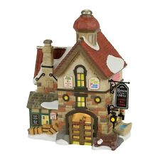 "Dept. 56 Dicken's Village ""THE HANDSOME CAB CO."" ~ New!"