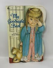 MY GOODNIGHT BOOK Eloise Wilkin Board Book