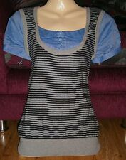 Next Women's Striped Semi Fitted Other Tops & Shirts