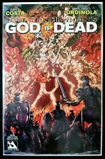 GOD is DEAD #42 end of days (AVATAR Comics) ~ VF/NM Comic Book