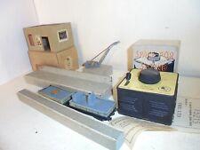 "Trix(TTR)Railways""OO/HO""- Job lot useful items-7 items+boxes fair/good- c1950s"