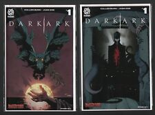 DARK ARK #1 SET OF 2 BALTIMORE COMIC CON EXCLUSIVE COVERS - AFTERSHOCK/2017
