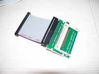 Amiga A600/A1200 cf HDD kit adaptor & ide lead *  Vh2 *