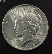 "1925 Peace Dollar ""VCH BU"" *Free S/H After 1st Item*"