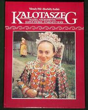Book Hungarian Folk Art & Culture Kalotaszeg ethnic rural village life Romania