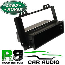 Land rover 75 à partir de 1999 simple din autoradio stéréo fascia panel AFC5155