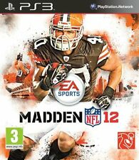 MADDEN NFL 12                   ///      pour PS3