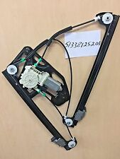 Power Window Regulator with Motor Front Left Driver Side for BMW  201