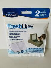 Petmate Fresh Flow Replacement Charcoal Filters