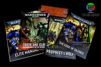 Warhammer 40K CAMPAIGN BOOKS BUNDLE - BRAND NEW!!!