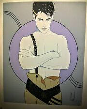 "Steve Leal - ""Adam""  hand signed and numbered serigraph"