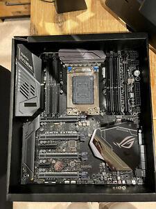 ASUS ROG ZENITH EXTREME X399 TR4 Threadripper Motherboard