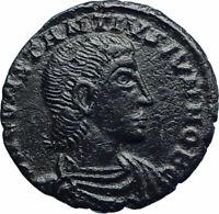 CONSTANTIUS GALLUS 351AD Roman  Ancient Coin BATTLE Horse man i77314
