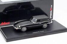 "Harold and Maude Black 1967 Jaguar E-Type XKE ""Hearse"" Schuco Pro.R43 NEW"