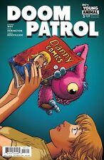 DOOM PATROL #3  YOUNG ANIMALS ! DC COMICS Cover A Rebirth GERALD WAY