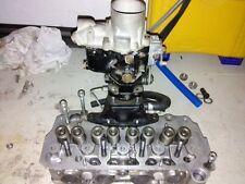 Fiat Abarth 1000 OTS testata + carburatore + collettore aspirazione originali