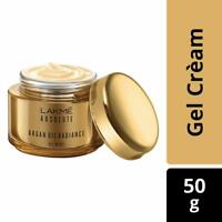 Argan Oil Radiance Oil-In Gel From Lakme Absolute - 50 gm - Free Shipping