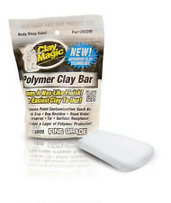 CLAY MAGIC® POLYMER WHITE CLAY BAR 200 GRAM CM3200