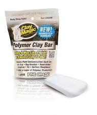 CLAY MAGIC® POLYMER WHITE CLAY BAR 200 GRAM CM3200
