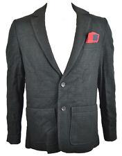 Eleven Paris Men's 'Nuns V3' Dinner Style Jacket Black (EPJK015)