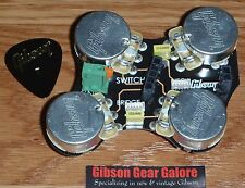 Gibson SG Pot Board Quick Connect CTS Control Guitar Parts HP Classic Standard Y