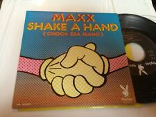 "MAXX - SHAKE A HAND 7"" SINGLE - PLAYBOY RECORDS - FUZZ PSYCH ROCK"