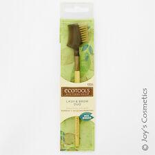 """1 ECOTOOLS Makeup Brush - Lash & Brow Duo  """"ET-1205""""   *Joy's cosmetics*"""