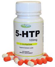 5-HTP 100mg 90 Capsules Mood Control Natural Serotonin