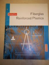 Vtg Owens-Corning Fiberglas Corp Catalog~Fiberglas Reinforced Plastics
