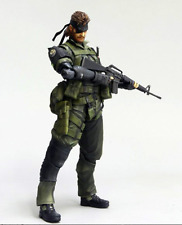 Square Enix - Play Arts Kai -  Metal Gear Solid Peace Walker Vol.3 - SNAKE