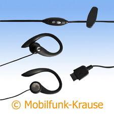 Auriculares estéreo run inear auriculares F. Samsung sgh-i900v Omnia