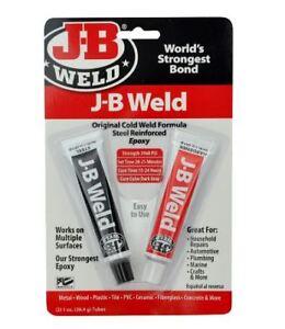 JB WELD PROFESSIONAL COLD WELD COMPOUND ADHESIVE EPOXY GLUE 2 OZ.