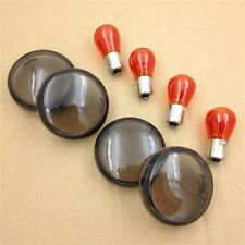 Turn Signal Lens For 2000-2013 Harley Davidson Softail Dyna Glide Sportsters Sm