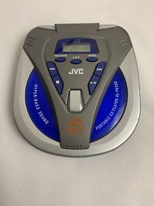 JVC XL-PV350 Portable CD Player ESP Anti-Shock Protection