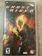 Ghost Rider (Sony PSP, 2007) Complete!
