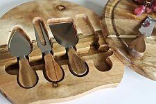 Tablero de juego de regalo de Queso cuchillo cuchillos de alta calidad madera de servir de Madera Picar